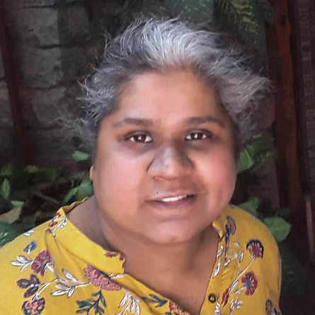 photograph of Aparna Subramanian